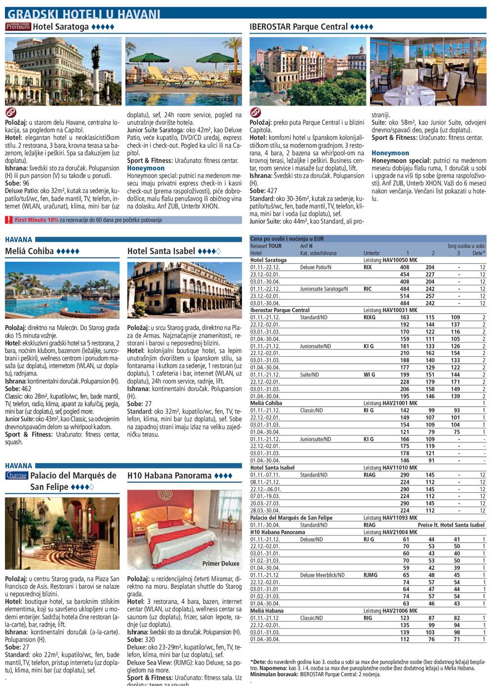 havana-gradski-hoteli